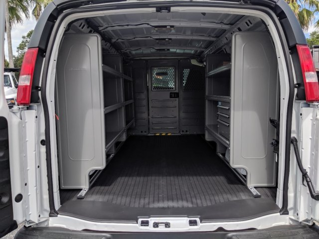 2019 Express 2500 4x2,  Adrian Steel Commercial Shelving Upfitted Cargo Van #K1266950 - photo 2