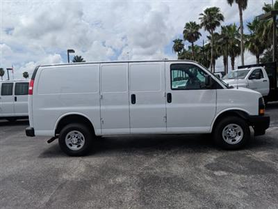 2019 Express 2500 4x2,  Adrian Steel Commercial Shelving Upfitted Cargo Van #K1266950 - photo 4