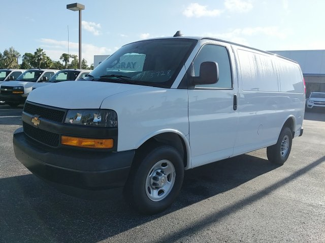 2019 Express 2500 4x2,  Adrian Steel Commercial Shelving Upfitted Cargo Van #K1267019 - photo 9