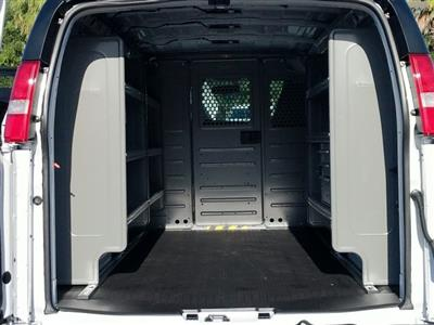 2019 Express 2500 4x2,  Adrian Steel Commercial Shelving Upfitted Cargo Van #K1267019 - photo 2