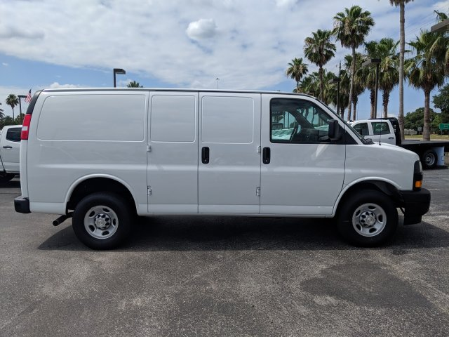 2019 Express 2500 4x2,  Adrian Steel Commercial Shelving Upfitted Cargo Van #K1267130 - photo 4