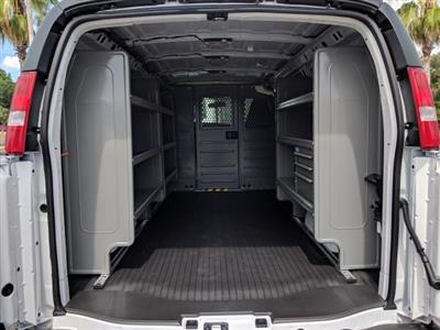 2019 Express 2500 4x2,  Adrian Steel Commercial Shelving Upfitted Cargo Van #K1267130 - photo 2