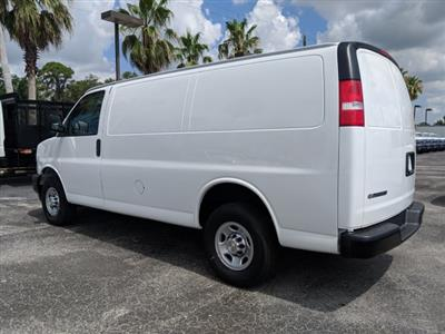 2019 Express 2500 4x2,  Adrian Steel Commercial Shelving Upfitted Cargo Van #K1267130 - photo 7