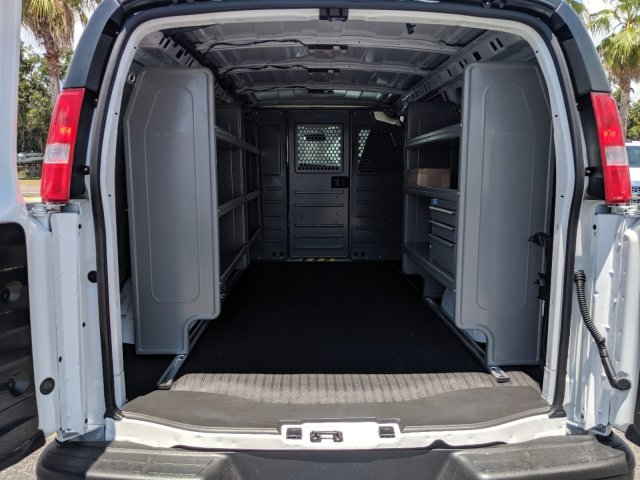 2019 Express 2500 4x2,  Adrian Steel Upfitted Cargo Van #K1267140 - photo 1