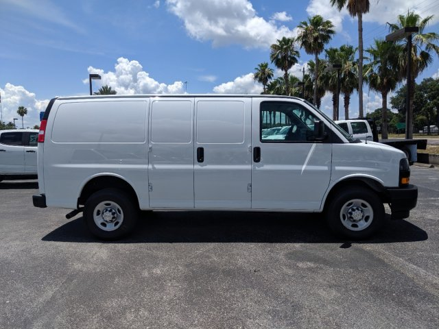 2019 Express 2500 4x2,  Adrian Steel Commercial Shelving Upfitted Cargo Van #K1267140 - photo 6