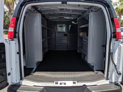 2019 Express 2500 4x2,  Adrian Steel Commercial Shelving Upfitted Cargo Van #K1267140 - photo 2
