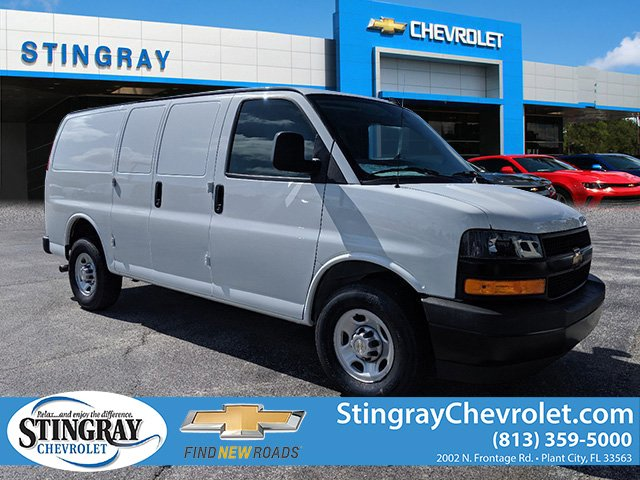 2019 Chevrolet Express 2500 4x2, Adrian Steel Upfitted Cargo Van #K1267271 - photo 1