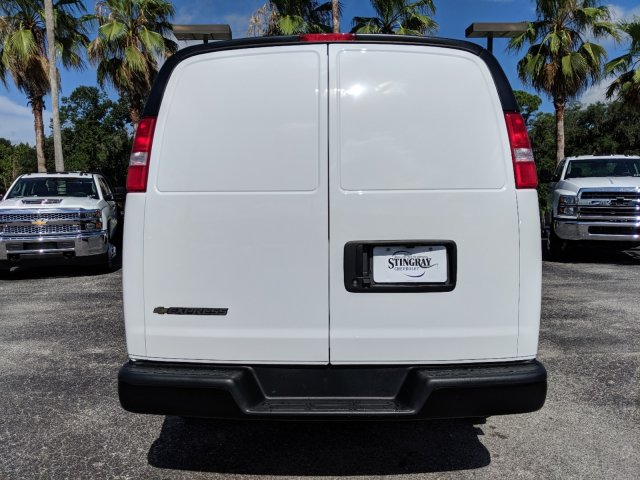 2019 Express 2500 4x2, Adrian Steel Commercial Shelving Upfitted Cargo Van #K1267271 - photo 6