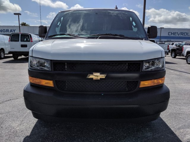 2019 Express 2500 4x2, Adrian Steel Commercial Shelving Upfitted Cargo Van #K1267271 - photo 10