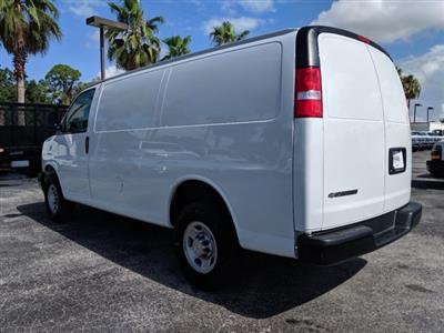 2019 Express 2500 4x2, Adrian Steel Commercial Shelving Upfitted Cargo Van #K1267271 - photo 7