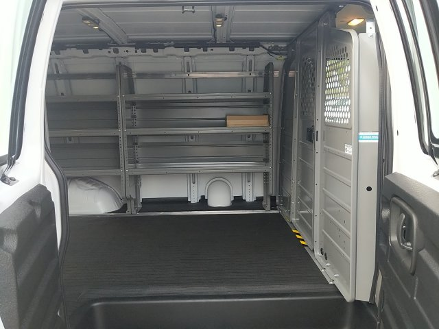 2019 Express 2500 4x2,  Adrian Steel Commercial Shelving Upfitted Cargo Van #K1267350 - photo 14
