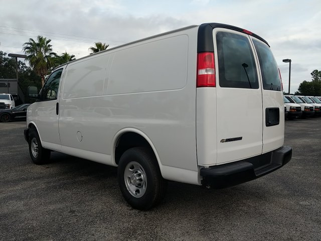 2019 Express 2500 4x2,  Adrian Steel Commercial Shelving Upfitted Cargo Van #K1267350 - photo 7