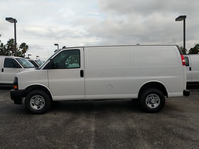 2019 Express 2500 4x2,  Adrian Steel Commercial Shelving Upfitted Cargo Van #K1267350 - photo 8