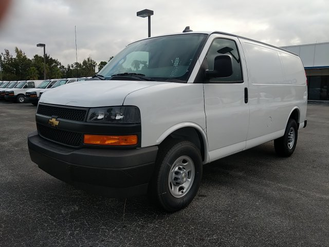 2019 Express 2500 4x2,  Adrian Steel Commercial Shelving Upfitted Cargo Van #K1267350 - photo 9