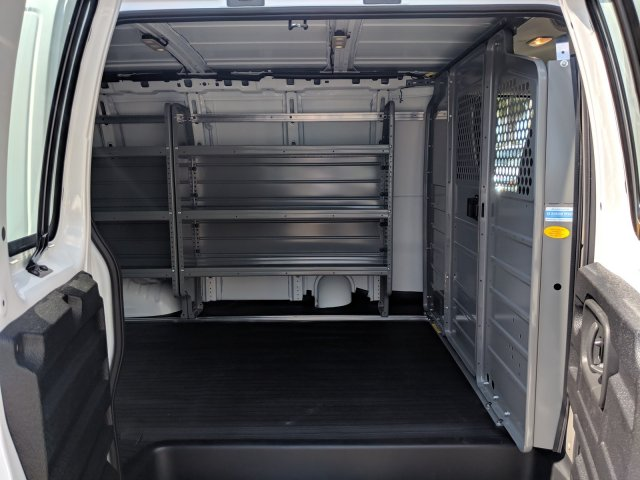 2019 Express 2500 4x2,  Adrian Steel Commercial Shelving Upfitted Cargo Van #K1267366 - photo 13