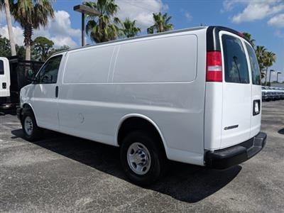 2019 Express 2500 4x2,  Adrian Steel Commercial Shelving Upfitted Cargo Van #K1267366 - photo 8