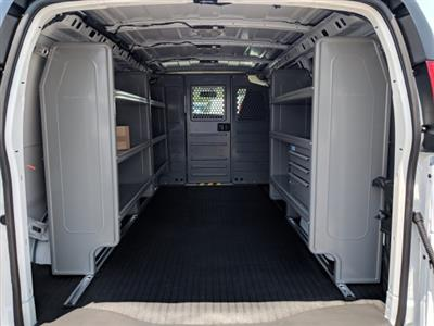 2019 Express 2500 4x2,  Adrian Steel Commercial Shelving Upfitted Cargo Van #K1267408 - photo 2