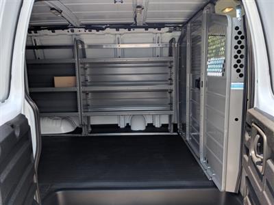 2019 Express 2500 4x2,  Adrian Steel Commercial Shelving Upfitted Cargo Van #K1267408 - photo 14