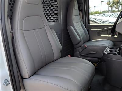 2019 Express 2500 4x2,  Adrian Steel Commercial Shelving Upfitted Cargo Van #K1267408 - photo 16