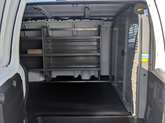 2019 Express 2500 4x2,  Adrian Steel Commercial Shelving Upfitted Cargo Van #K1267628 - photo 14