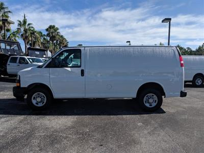 2019 Express 2500 4x2,  Adrian Steel Commercial Shelving Upfitted Cargo Van #K1267628 - photo 8