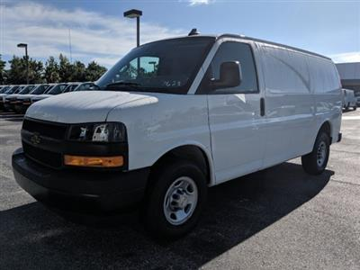 2019 Express 2500 4x2,  Adrian Steel Commercial Shelving Upfitted Cargo Van #K1267628 - photo 9