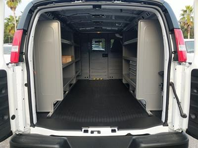 2019 Express 2500 4x2, Adrian Steel Commercial Shelving Upfitted Cargo Van #K1267793 - photo 2