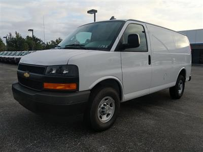 2019 Express 2500 4x2, Adrian Steel Commercial Shelving Upfitted Cargo Van #K1267793 - photo 9