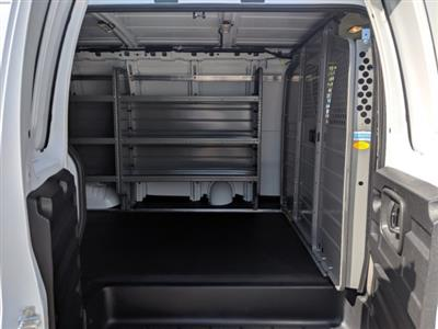 2019 Express 2500 4x2,  Adrian Steel Commercial Shelving Upfitted Cargo Van #K1267804 - photo 14