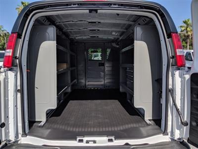2019 Express 2500 4x2, Adrian Steel Commercial Shelving Upfitted Cargo Van #K1267909 - photo 2