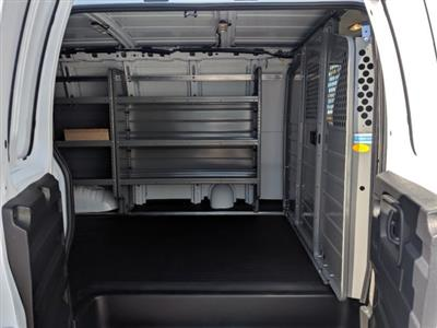 2019 Express 2500 4x2, Adrian Steel Commercial Shelving Upfitted Cargo Van #K1267909 - photo 14