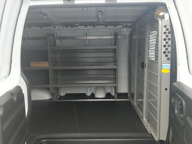 2019 Express 2500 4x2,  Adrian Steel Commercial Shelving Upfitted Cargo Van #K1268170 - photo 13