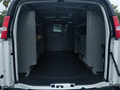 2019 Express 2500 4x2,  Adrian Steel Commercial Shelving Upfitted Cargo Van #K1268170 - photo 2