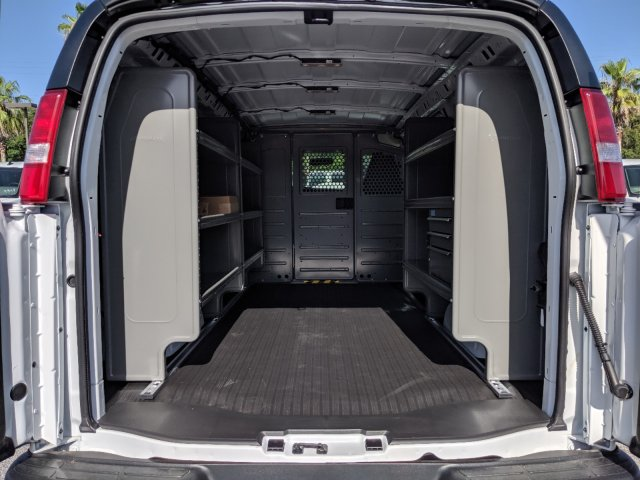 2019 Express 2500 4x2,  Adrian Steel Upfitted Cargo Van #K1268221 - photo 2