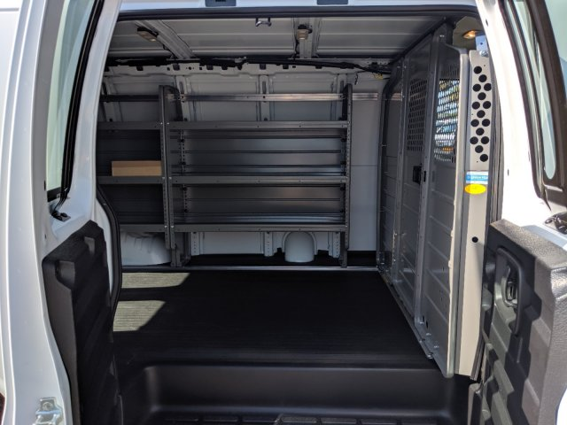 2019 Express 2500 4x2,  Adrian Steel Upfitted Cargo Van #K1268221 - photo 14
