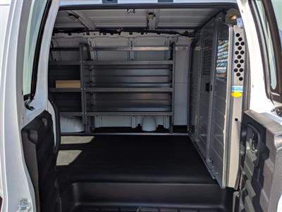 2019 Express 2500 4x2,  Adrian Steel Commercial Shelving Upfitted Cargo Van #K1268221 - photo 14