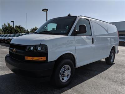 2019 Express 2500 4x2,  Adrian Steel Upfitted Cargo Van #K1268221 - photo 9