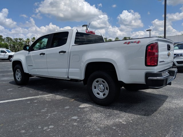 2019 Colorado Crew Cab 4x4,  Pickup #K1275273 - photo 6