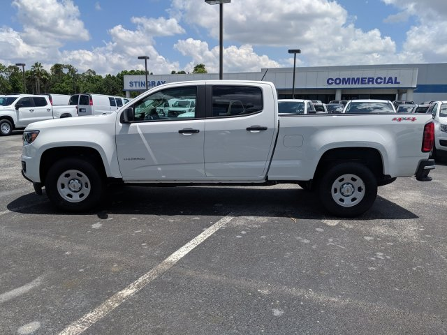 2019 Colorado Crew Cab 4x4,  Pickup #K1275273 - photo 7
