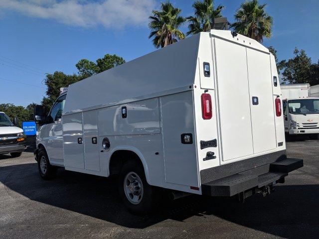 2019 Chevrolet Express 3500 RWD, Knapheide Service Utility Van #K1364431 - photo 1