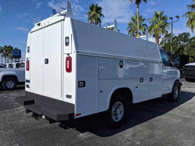 2019 Chevrolet Express 3500 RWD, Knapheide Service Utility Van #K1364518 - photo 1