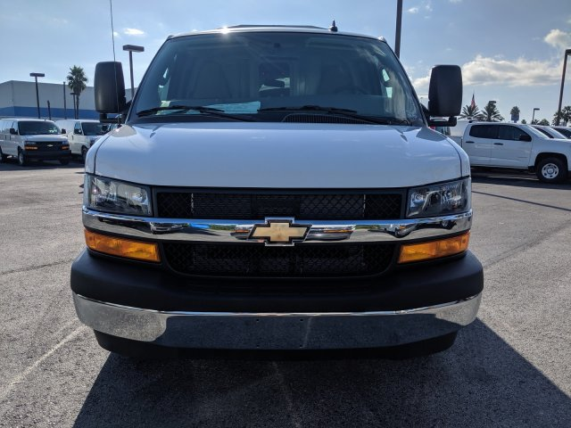 2019 Chevrolet Express 3500 RWD, Knapheide KUV Service Utility Van #K1365426 - photo 9