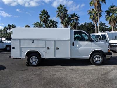 2019 Chevrolet Express 3500 RWD, Knapheide KUV Service Utility Van #K1365426 - photo 5