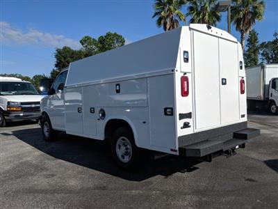 2019 Chevrolet Express 3500 RWD, Knapheide KUV Service Utility Van #K1365426 - photo 2