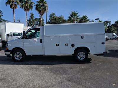 2019 Chevrolet Express 3500 RWD, Knapheide KUV Service Utility Van #K1365426 - photo 8