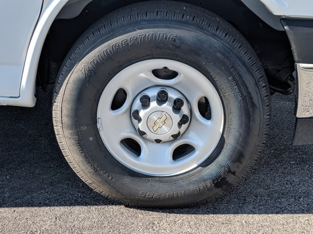 2019 Chevrolet Express 3500 RWD, Knapheide KUV Service Utility Van #K1366052 - photo 11