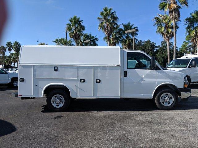 2019 Chevrolet Express 3500 RWD, Knapheide KUV Service Utility Van #K1366052 - photo 5
