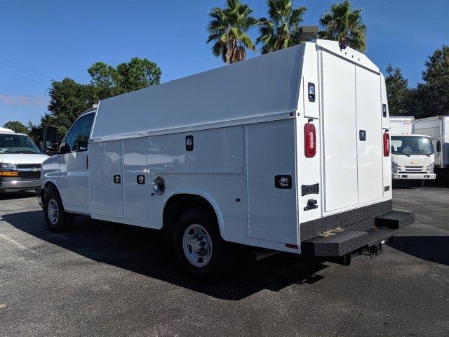 2019 Chevrolet Express 3500 4x2, Knapheide Service Utility Van #K1366052 - photo 1
