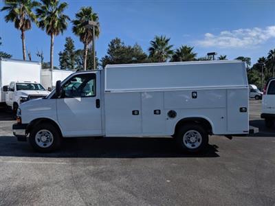 2019 Chevrolet Express 3500 RWD, Knapheide KUV Service Utility Van #K1366052 - photo 8