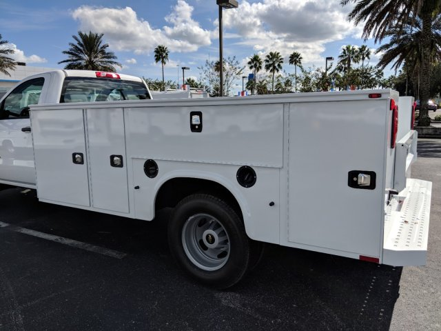 2019 Silverado 3500 Regular Cab DRW 4x4,  Knapheide Service Body #KF120400 - photo 14